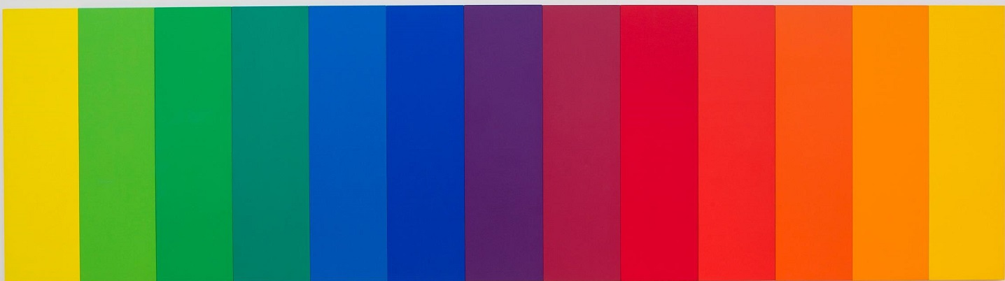 Ellsworth Kelly, The Other Side of Abstraction