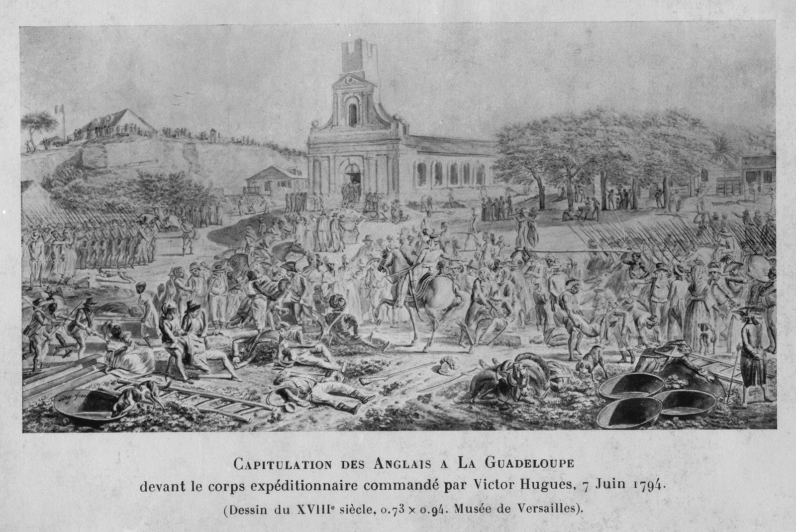 Slavery and the Struggle for Freedom in St. Martin